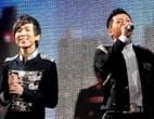 深圳跨年音乐秀 羽泉《奔跑》跨新年