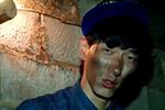 型男模特变身煤矿工