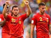 2分钟回顾比利时巴西之旅 红魔归来青春洋溢