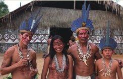 第一集 亚马逊深处的古老部落