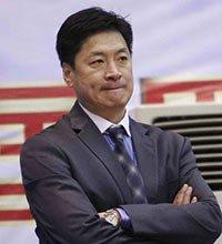 最佳教练:李春江