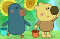 我的朋友熊小米