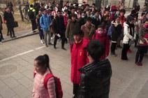 北京电影学院考生入场花絮篇