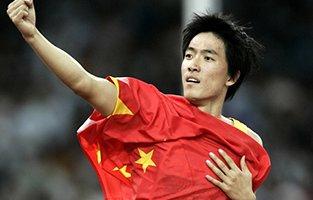 2010广州亚运会13秒09获冠军