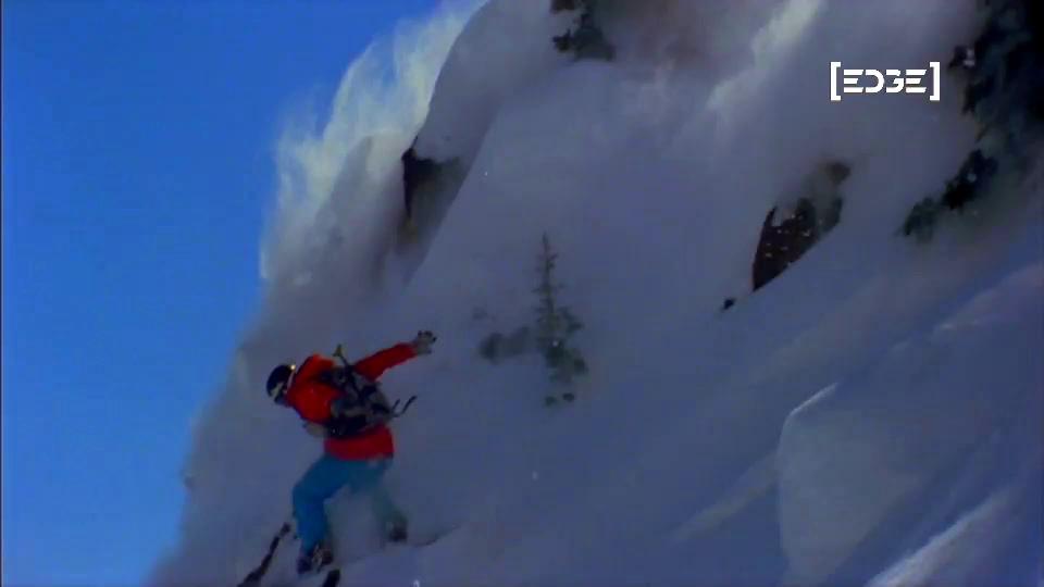 高山滑雪极限大赛