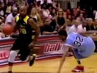 脚裸终结者 NBA高清篮球过人剪辑[球星集锦]