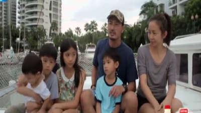 """""""东南卫视号""""正向马来西亚进发"""