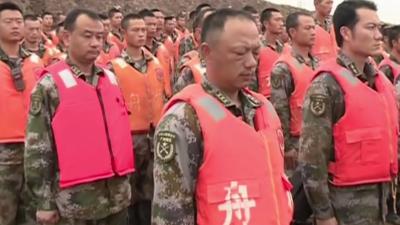 """东方之星已搜寻清理完毕 江西高考替考""""枪手""""被控"""