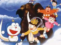 哆啦A梦1992剧场版 大雄与云之国 国语
