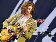 Hozier:2015英国Glastonbury音乐节