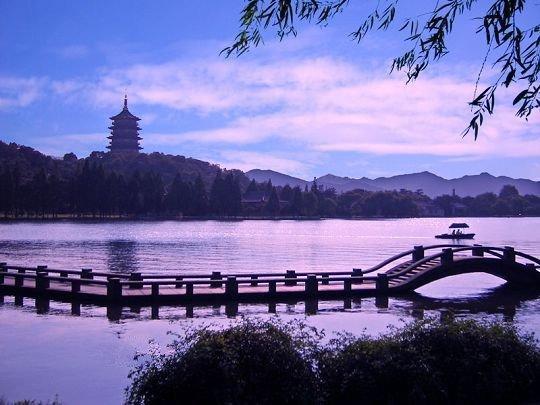 西湖:人间天堂