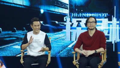 探灵档案导演彭发携主创做客 莫小棋现场开启小棋style模式
