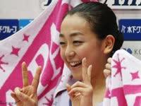 浅田真央重夺女王地位 中国杯大奖赛志在夺冠