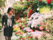 单纯自然 一见钟情 也许是北京最美的小花店