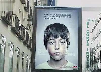 反虐待儿童公益广告_标清