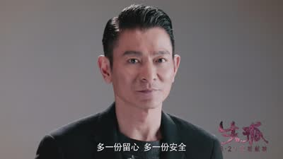 《失孤》特别视频 刘德华春运公益广告