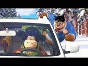 英非尼迪-儿童驾车安全知识