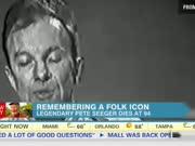 美国现代民谣之父皮特-西格去世 享年94岁