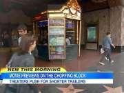 美国钱柜娱乐院线呼吁好莱坞缩短预告片时长