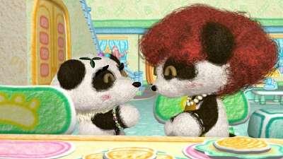巴布熊猫21