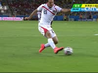 坎贝尔助乌雷尼亚破门 哥斯达黎加3-1领先