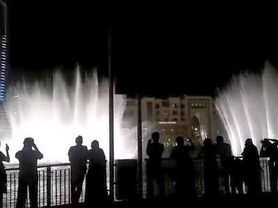 迪拜音乐喷泉- 在线观看