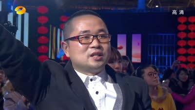 刘欢演唱《弯弯的月亮》