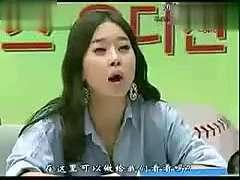 中国美女跳舞把韩国男女评委看傻了