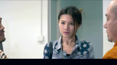 《不再说分手》定档8月1日  郑伊健周秀娜戴口罩宣誓不分手