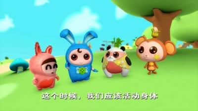逗逗迪迪之汉字小侦探 第29集 彩虹季节