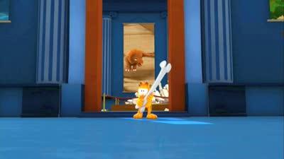 加菲猫的幸福生活 第一季21
