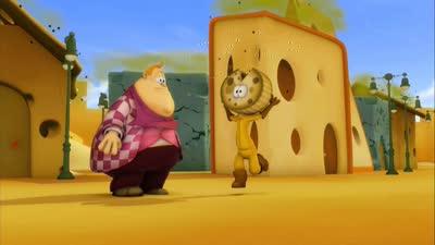加菲猫的幸福生活 第一季44