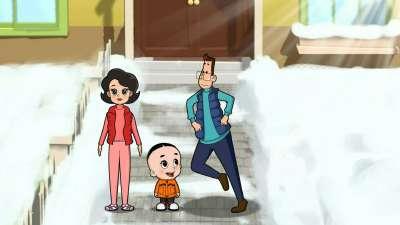 新大头儿子和小头爸爸第二季02(总第54集)
