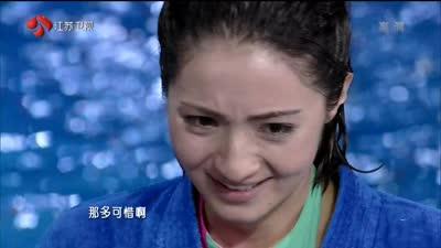 刘忻帅气入水淘汰麦迪娜-星跳水立方