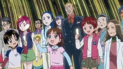 剧场版光之美少女All Stars DX3 传达到未来!连结世界☆虹色之花