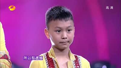 """男版ladygaga惊艳现场 痴情女生真情感化""""僵尸"""""""