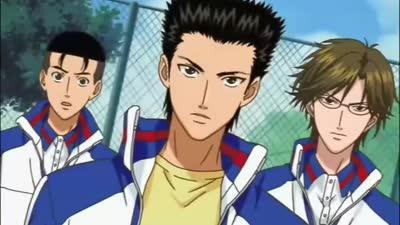 网球王子全国大赛 01 归来的王子(六角中VS比嘉中)