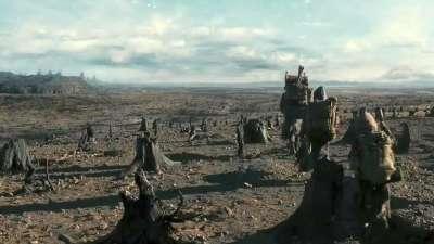 《诺亚方舟:创世之旅》 预告片
