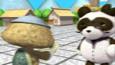 巴布熊猫成语系列第一部18