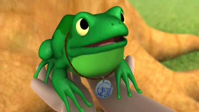 小熊维尼与跳跳虎 35 克里斯托弗青蛙