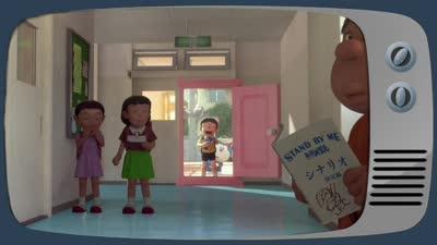 《哆啦A梦:伴我同行》首创动画NG版预告 今日上映萌哭看点一箩筐