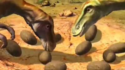 《恐龙世界》第11集