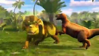 《恐龙世界》第43集