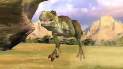 《恐龙世界》第33集