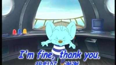 蓝猫小学英语600句09