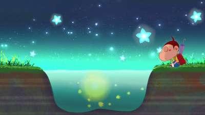 阿U之梦想系列04-月亮船