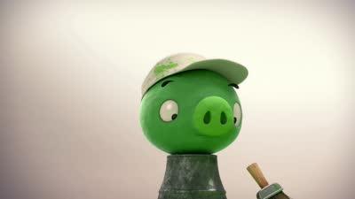 愤怒的小鸟猪猪传 第二季08