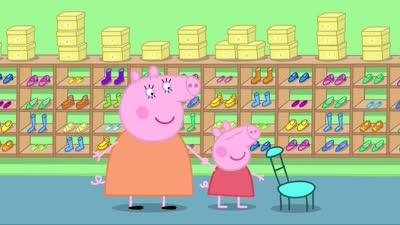 粉红猪小妹19 新鞋子