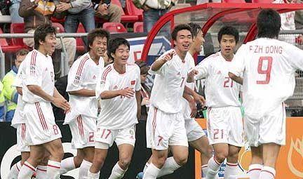 中国足球12年前曾惊艳世界 如今卷土重来冲击世界杯