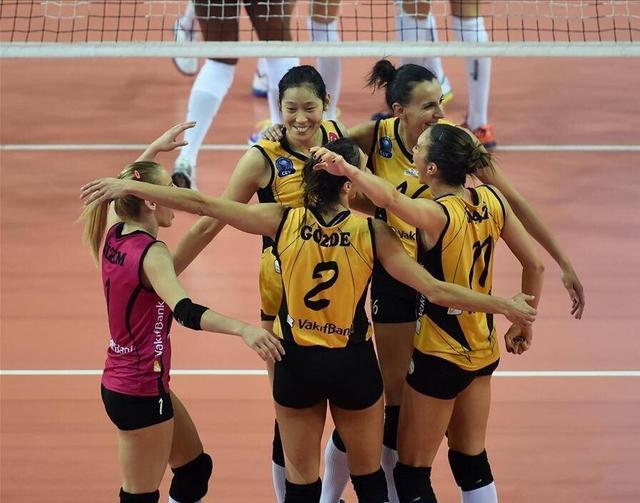 朱婷11月份六场比赛赛程出炉 两场欧冠女排四场土耳其联赛